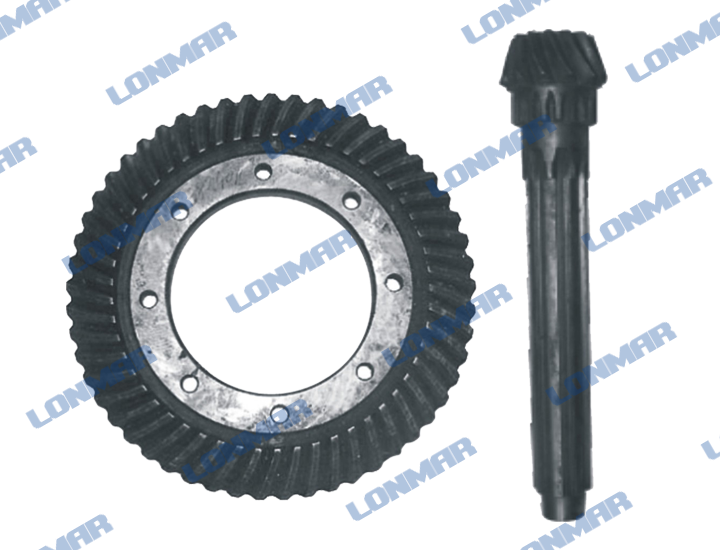 UTB Tractor Parts Crown Wheel Pinion China Wholesale