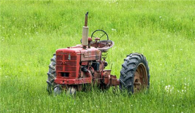 Maintenance of main components of tractor clutch