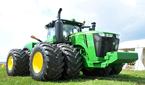 The Top 10 High-powered Tractors in the World